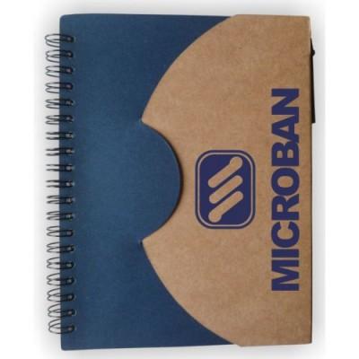 Caderno FIT com Caneta